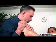 office sex action with sluty horny big tits.