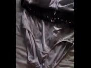bra and panties mastrubation