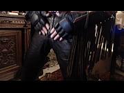 paulus leather pants wank
