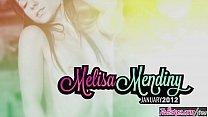Twistys - Melisa Mendiny starring at Goddess In Stockings
