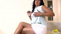 LatinChili Busty BBW Mature showoff Compilation