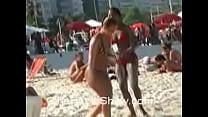 Brazilian hood orgy in Rio