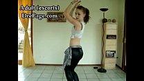 Sexy redbone dance