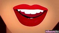 Twistys - Khaleesi Wilde starring at Lick My Candy