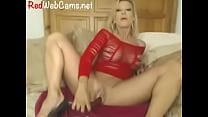 Porn Star Amber Lynn on webcam