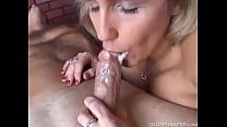 Cum inside pussy