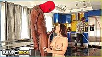 BANGBROS - Valentina Nappi Takes Big Black Dick...