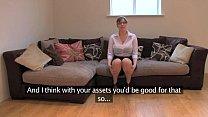 FakeAgentUK Amateur British girl with huge tits gets multiple orgasms