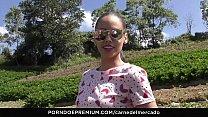 CARNE DEL MERCADO - Colombian Latina babe Andre...