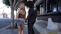 Chloe Chaos Wants To Be Gang Banged By Black Guys