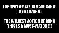 Worlds Most Popular Gangbang