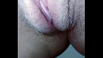 bucetetinha rosada e molhada