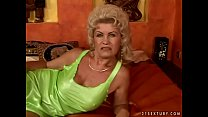 Hairy granny Effie