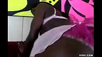 Big Ass Ebony Tease
