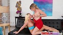 Bailey Brooke licks hot milf Cory Chase
