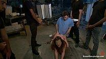 seda gets trapped, punished and brutalized