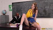 Cheerleader Teen Alex Blake Wants Coach Prince ... Thumbnail