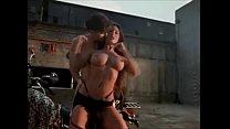Nikki Fritz hot biker sex scene (Virtual Encoun...