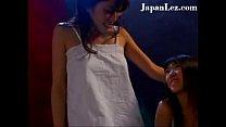 Lesbian 3some Dildo Play