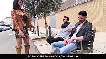 LAS FOLLADORAS - Sexy Spanish MILF Suhaila Hard...