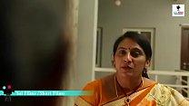 Hot Telugu Aunty Enjoying with his New Boy Friend at Home