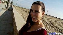Méa, la sublime Tchèque, baisée à Barcelone [Full Video]