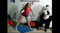 panda funny with fucks teen sexy Sporty