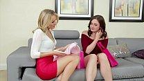 Natasha Starr, Jodi Taylor Sharing A Cock Thumbnail