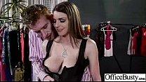 Big Juggs Girl have Intercorse In Office clip-18