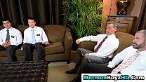 Mormon elder spitroasted Thumbnail
