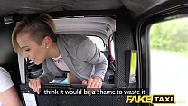 Fake Taxi Cute petite teen gets free ride thumb
