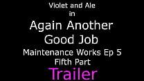 Another Good Job Part1 - Mature Facesitting