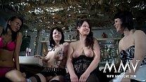 Public Lesbian Orgy at the Pub