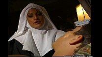 anal does nun Italian