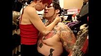 John and Hanna Kissing Video4