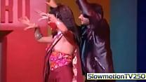 Anjala Jhaveri Boob slip Nipple visible slowmotion XXX
