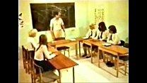 Schoolgirl Orgy - Vintage, Retro />  <span class=