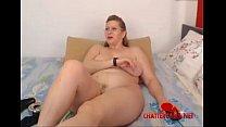 Big Strawberry Blonde MILF Wife Cam - Chatterca...