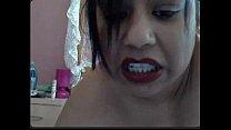 Indian milf on webcam (Part 2 of 3)