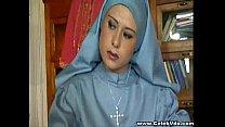 disguise in fucked nun Desperate