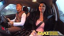 Fake Driving School exam failure ends in threes...