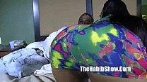 bbc king Kreme fucks fat booty stripper lusty)