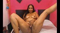 webcam on latina ebony mature beautiful Sexy