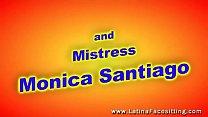 Worship My Latina Ass 10 Part 1