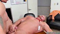 Gay teacher fucking porn photo First day at work Thumbnail