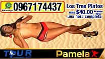 ... club night pamela modelo quito. chonguero Tour