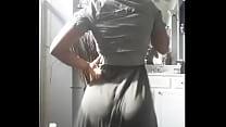 Bootiful Twerking Lady