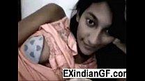 Cute Desi Gf flashing on cam
