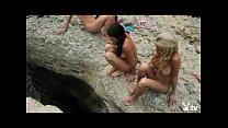 Crazy Hot Naked Stunt Girls! Thumbnail