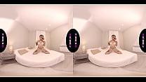 PORNBCN Realidad virtual, la milf Gina Snake se masturba para ti . VR Oculus Rift Thumbnail